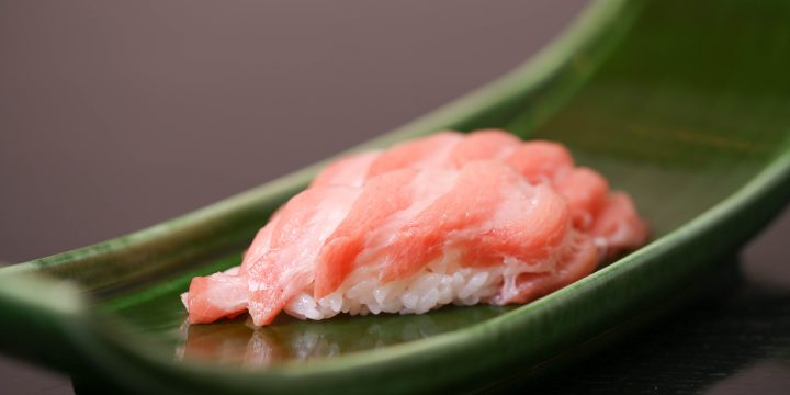 すし天ぷらよしの寿司